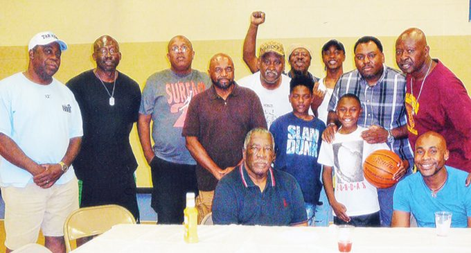 Community center honors fathers