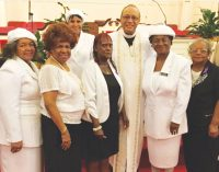 Goler Metropolitan observes  'Memory Sunday'