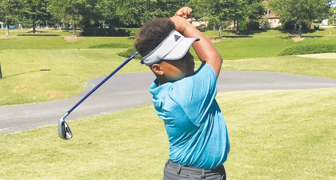 Young golf phenom continues to mature on the course