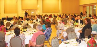 Juneteenth luncheon shows link between St. Philips and WSSU