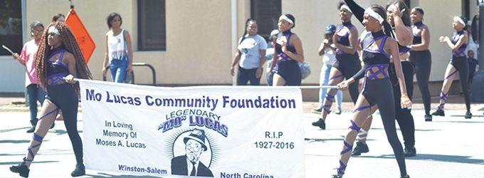 Mo Lucas' legacy lives on through annual parade