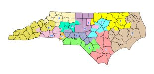 County blacks affected by GOP redistricting plan