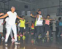 YMCA holds Zumbathon to raise funds for children