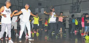 YMCA holds Zumbathon to raise funds for children
