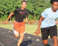 Track club shines at regional AAU meet
