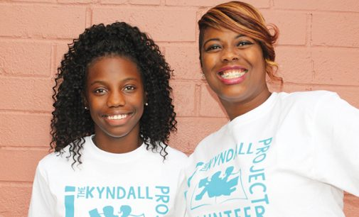 Pre-teen starts own nonprofit to help less fortunate