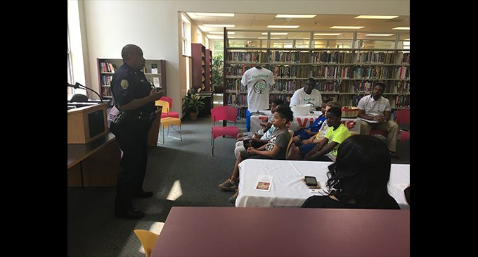 Meet and greet event designed to bring community together