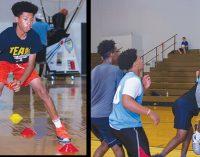 2nd Josh Howard camp gives kids advanced training