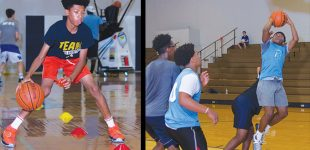2nd Josh Howard camp gives kids advanced training