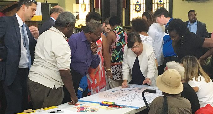 Master-plan makers return to East Winston
