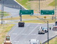 WSSU, stadium have new U.S. 52 interchange