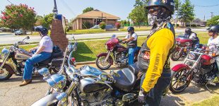 Prince Hall Masons host annual charity ride