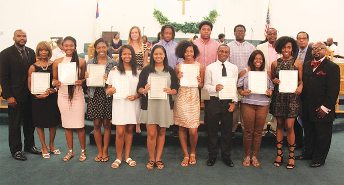 Conference gives away record number of scholarships