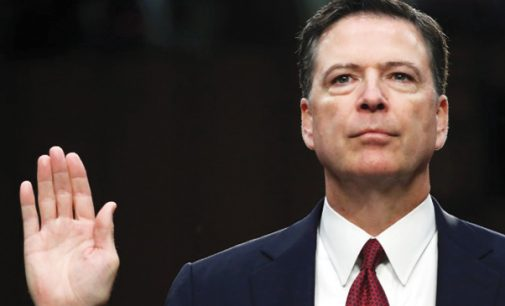 Howard University appoints James Comey to posts