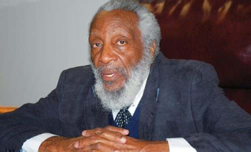 Dick Gregory dies at 84