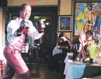 NBTF performer brings all-time great boxer to life