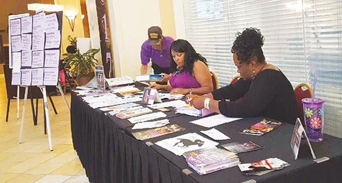 NBTF volunteers express fulfillment
