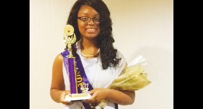 Winston-Salem girl wins OES honor