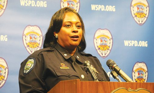 Thompson is named  W-S top cop