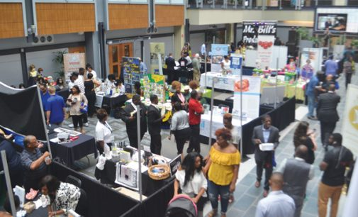Minority Business Expo draws large crowd