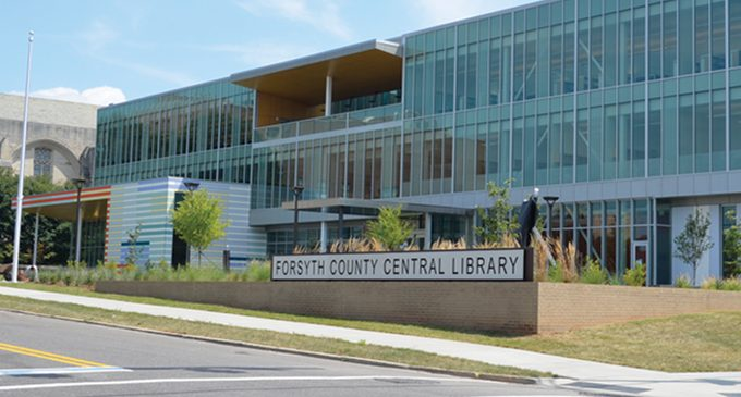 Central Library reopens today