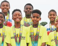 Next Level Track Club excels at national meets