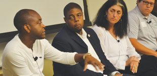 Panels discuss inclusion, entrepreneurial opportunities