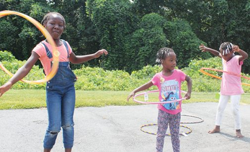 Church holds block party to send positive message to community