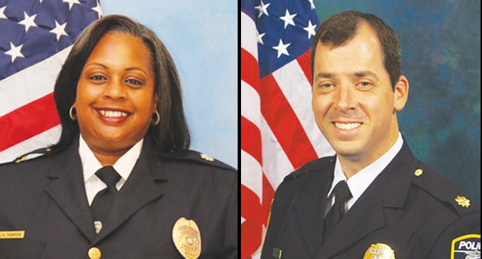 Police chief finalists named; public forum on Aug. 16