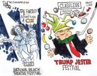 Political Cartoon: Classless
