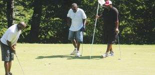 Golf tournament raises funds for local nonprofits