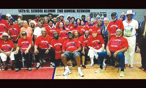 14th Street School Alumni hold second reunion