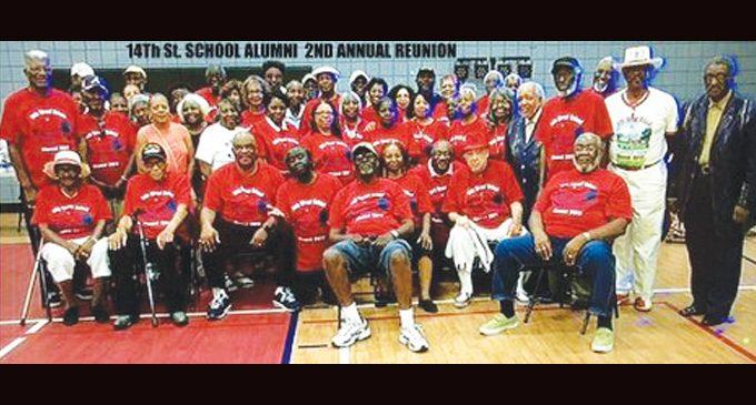 14th Street School Alumni hold second reunion