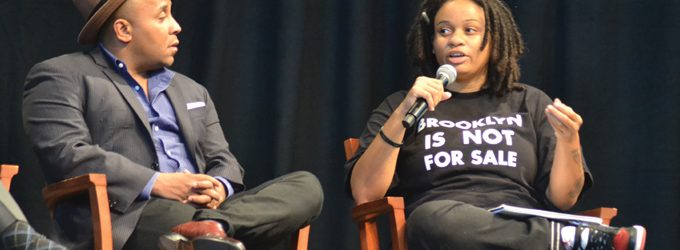 Diverse panel speaks about Charlottesville