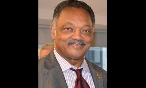 Jesse Jackson says he has Parkinson's disease