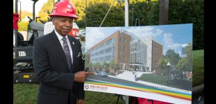 WSSU breaks ground on $53.3 million science building