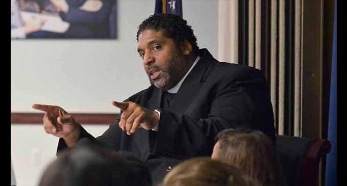Bishop Barber leaves N.C. NAACP in best shape ever