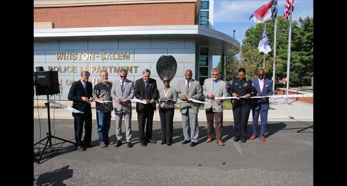 New District One Police Station opens