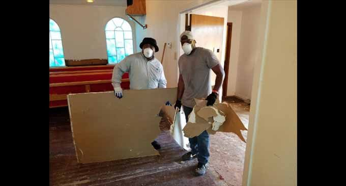Houston trip to help others 'more than a success'