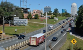 Expect construction delays on Peters Creek, Business 40
