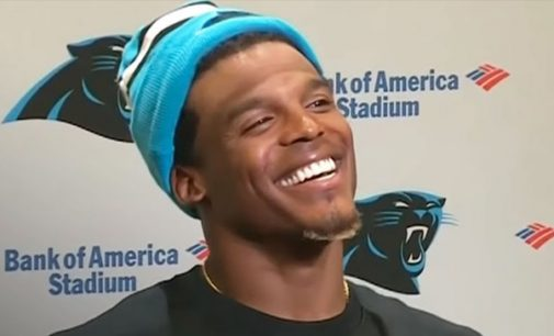 Cam Newton shut down for the year 2018