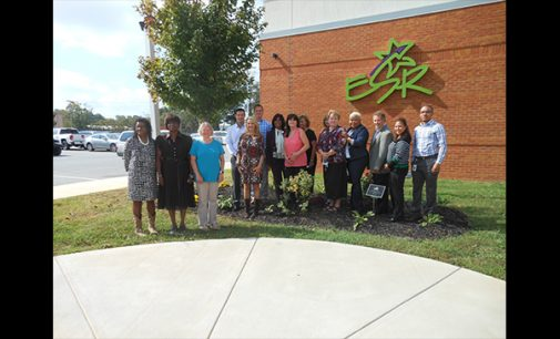 ESR honor longtime staff members