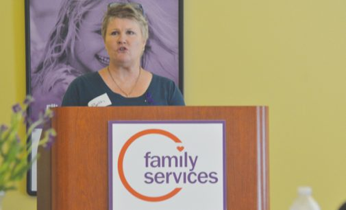 Family Services, WSPD shine a light on domestic violence