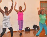 Big Girls Workout Too!