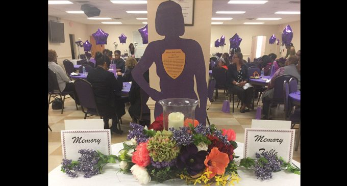 Religion based nonprofit holds events for Domestic Violence