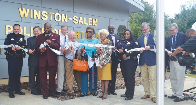 WSPD opens third police sub-station