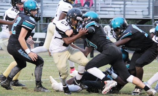 W. Forsyth loses quarterback and  game against East