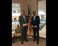 Bobby Kimbrough Jr. announces candidacy for sheriff