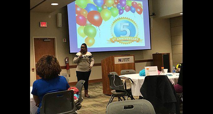 Nurse-Family Partnership marks 5th anniversary