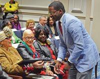 City, N.C. honors Virginia Newell